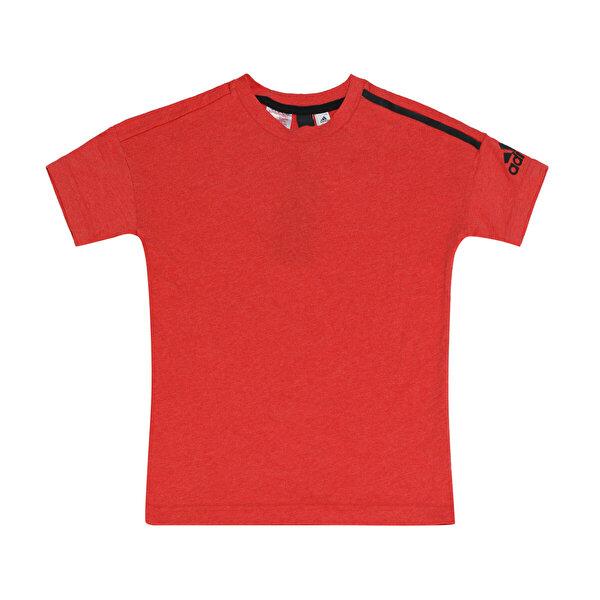 adidas YB ZNE TEE Turuncu Erkek Çocuk T-Shirt