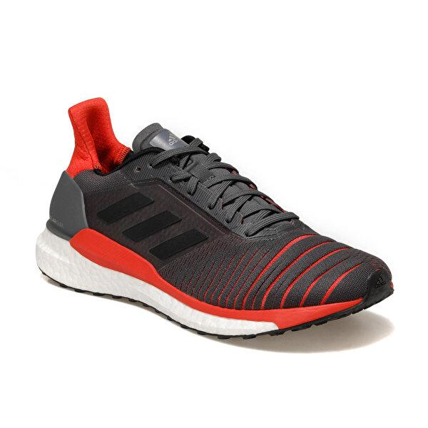 adidas SOLAR GLIDE M Gri Erkek Koşu Ayakkabısı