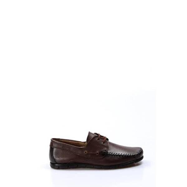 Fast Step Hakiki Deri Erkek Loafer Ayakkabı 783MA101