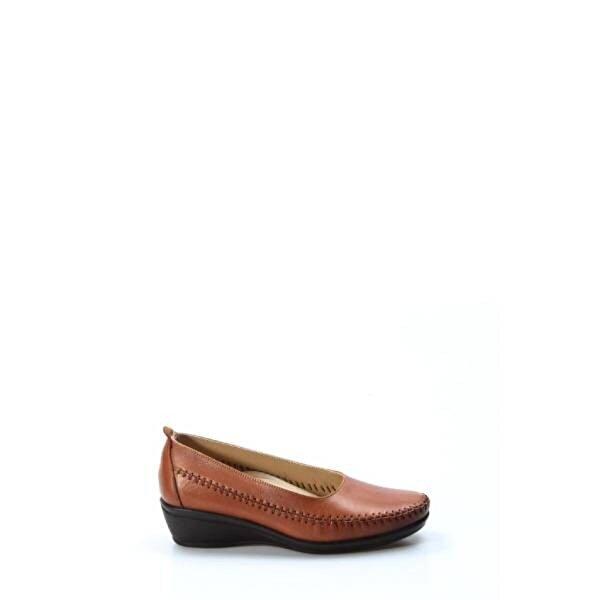 Fast Step Hakiki Deri Kadın Casual Ayakkabı 359ZA024