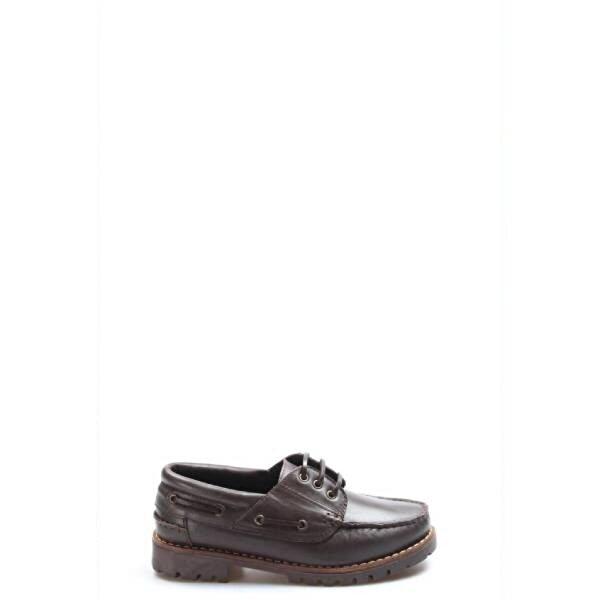 Fast Step Hakiki Deri Erkek Loafer Ayakkabı 724GA1201