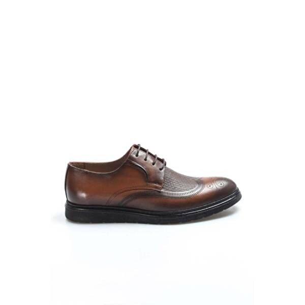 Fast Step Hakiki Deri Erkek Oxford Ayakkabı 851MA304