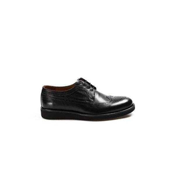Fast Step Hakiki Deri Erkek Oxford Ayakkabı 822MA051