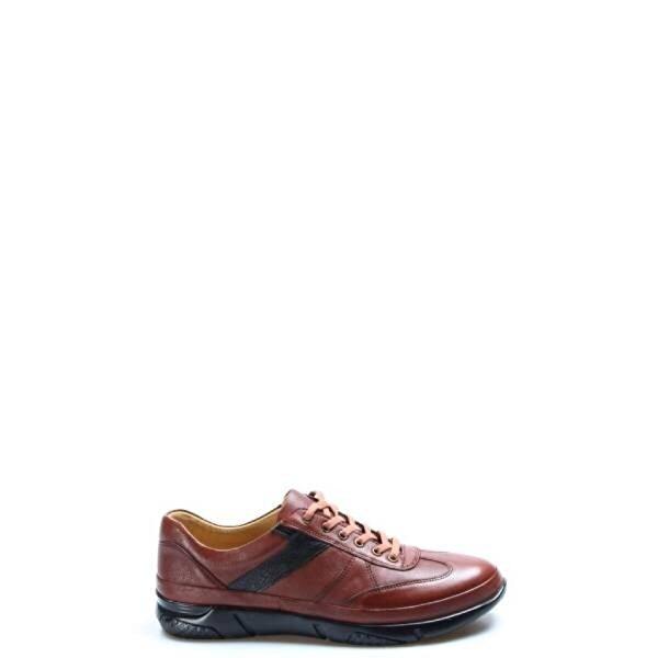 Fast Step Hakiki Deri Erkek Sneaker Ayakkabı 722MA364DUZ