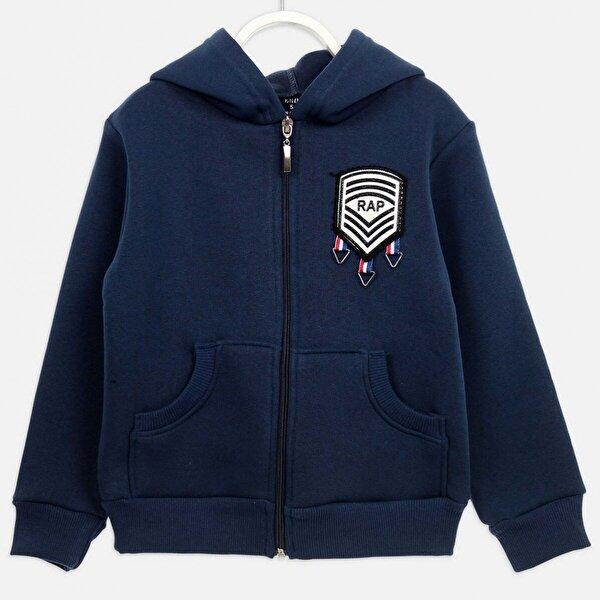 E.R.D Kids Lacivert Kışlık Erkek Çocuk Ceket