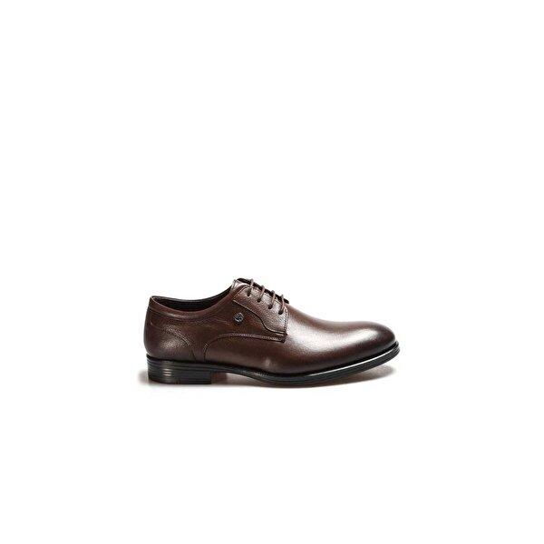 Fast Step Hakiki Deri Kürklü Erkek Klasik Ayakkabı 867KMA151