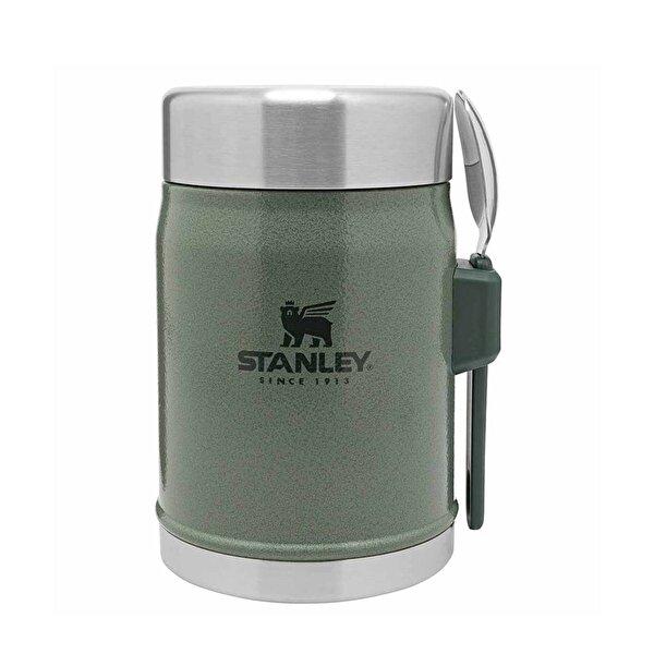 Stanley Klasik Paslanmaz Çelik Yemek Termosu Kaşıklı 0,40 LT