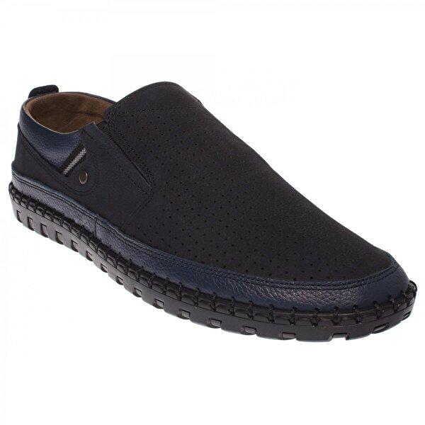 Banner 1743 Bağsız Comfort Lacivert Erkek Ayakkabı
