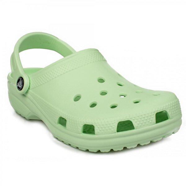 Crocs 204536 Classic Clog K Yeşil Çocuk Terlik