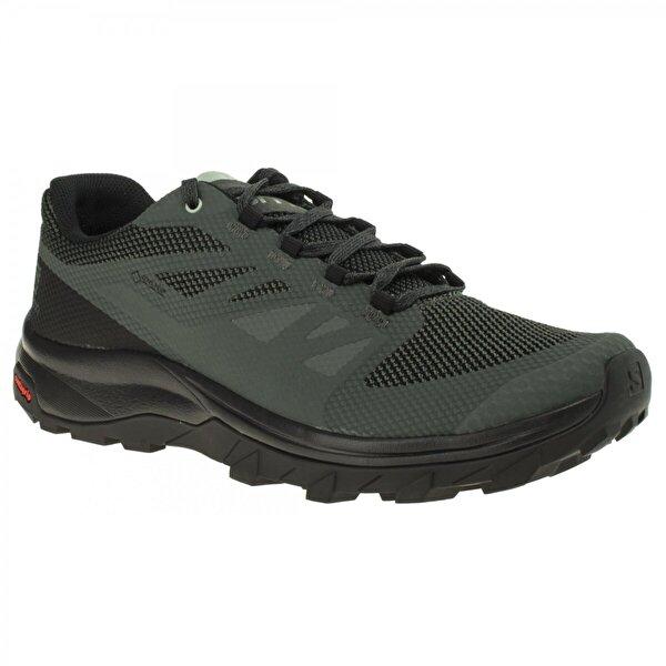 Salomon 404770 Outline Gtx Gri Erkek Ayakkabı