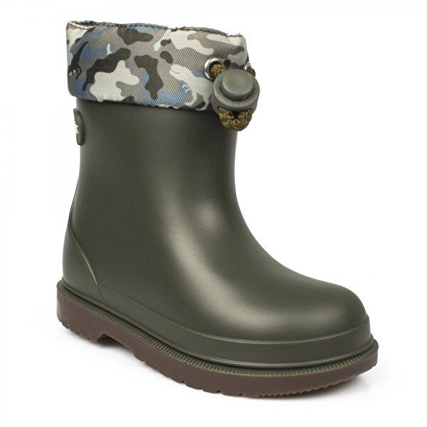 Igor W10212K Bimbi Camo Yağmur Haki Çocuk Çizme