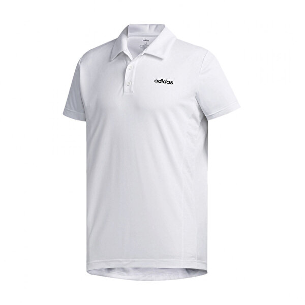 adidas M D2M 3S PO Beyaz Erkek T-Shirt