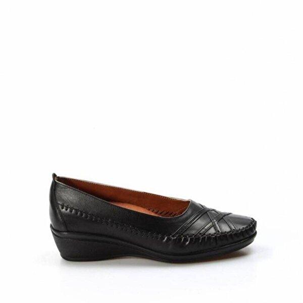 Fast Step Hakiki Deri Kadın Casual Ayakkabı 359ZA023