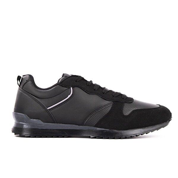 Slazenger METHOD I Günlük Giyim Erkek Ayakkabı Siyah / Siyah