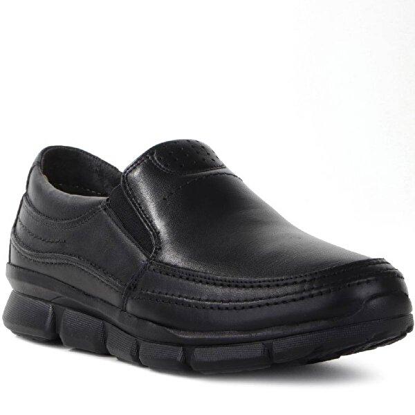 İmren 1559 Erkek Jel Taban Hakiki Deri Erkek Ayakkabı