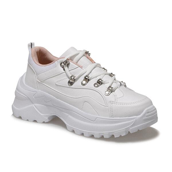 Torex CANDICE W Beyaz Kadın Sneaker Ayakkabı