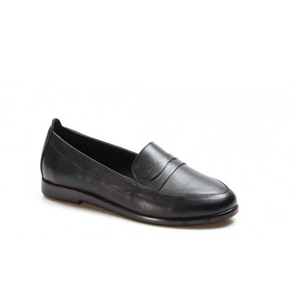 Fast Step Hakiki Deri Kadın Loafer Ayakkabı 916ZA1221