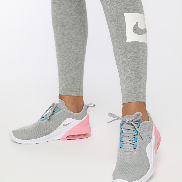 Nike AIR MAX MOTION 2 (GS Gri Kız Çocuk Sneaker Ayakkabı