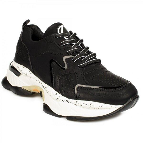 Marcomen 12372 M Casual Günlük Siyah Erkek Ayakkabı