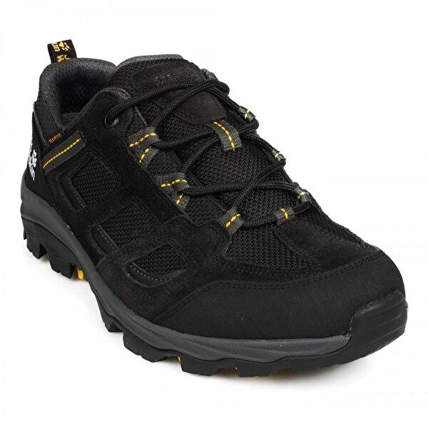 Jack Wolfskin 4042441 Vojo 3 Texapore Low M Siyah Erkek Ayakkabı