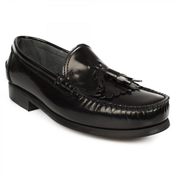Dexter P533 Leofer Corcik Siyah Erkek Ayakkabı