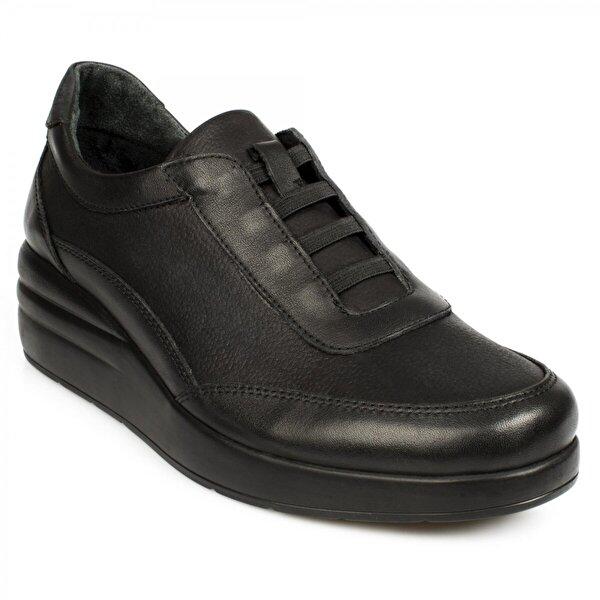Stella 21140 Z Casual Günlük Siyah Kadın Ayakkabı