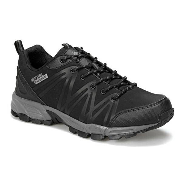 Lumberjack Shell Erkek Su Geçirmez Ayakkabı Siyah-siyah
