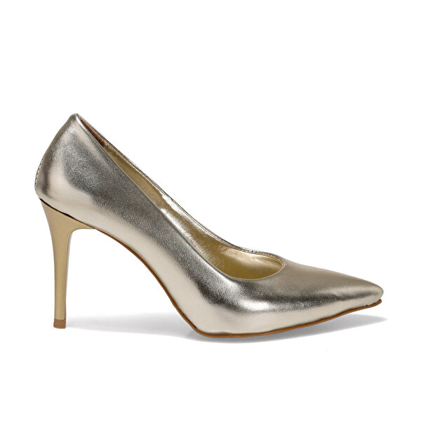 Butigo EFSA Altın Kadın Gova Ayakkabı