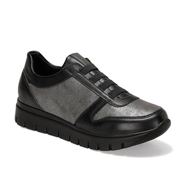 Travel Soft TRV1793 Siyah Kadın Günlük Ayakkabı