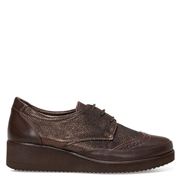 İnci BROOK Kahverengi Kadın Comfort Ayakkabı