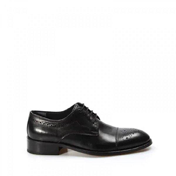 Fast Step Hakiki Deri Erkek Klasik Ayakkabı 822GA78