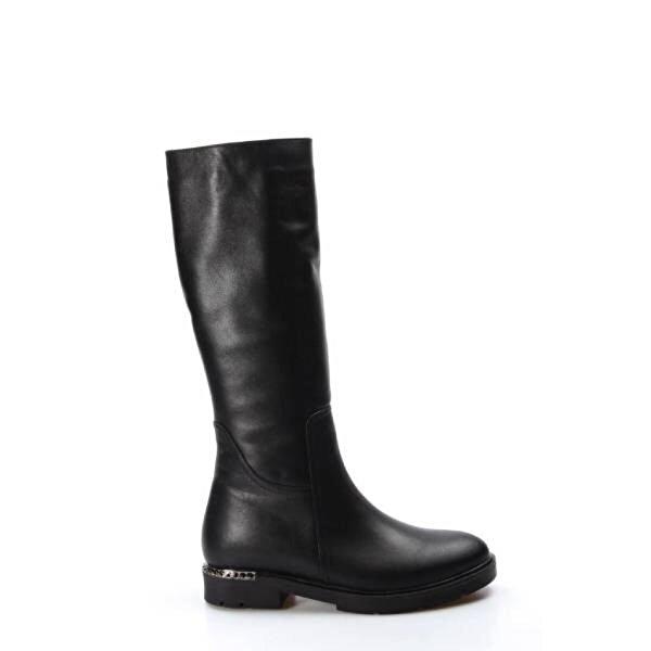 Fast Step Hakiki Deri Kadın Klasik Çizme 064SZA1007