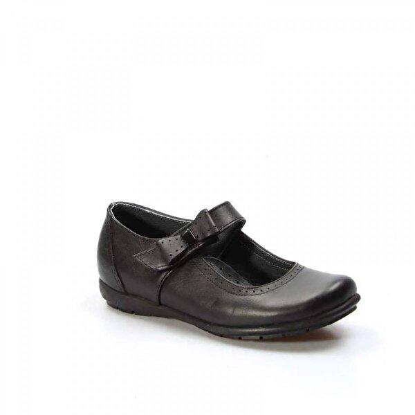 Fast Step Hakiki Deri Kız Çocuk Casual Ayakkabı 006PA902