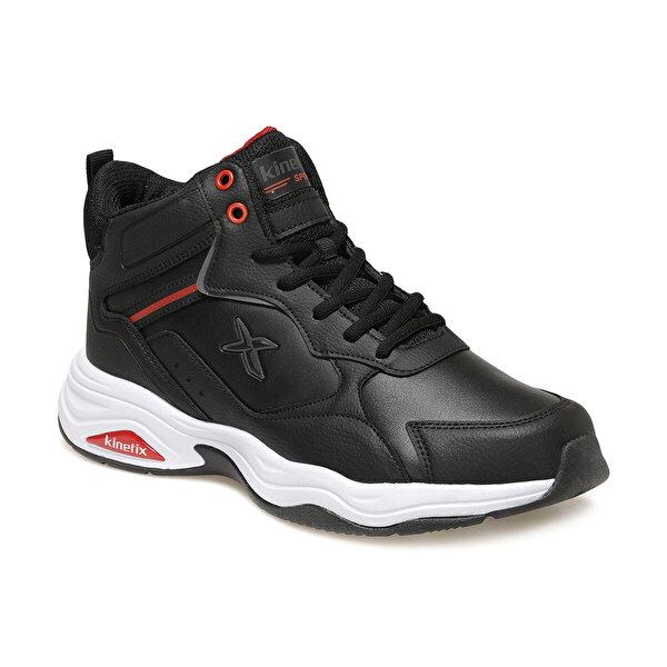 Kinetix RYDER HI Siyah Erkek Sneaker Ayakkabı