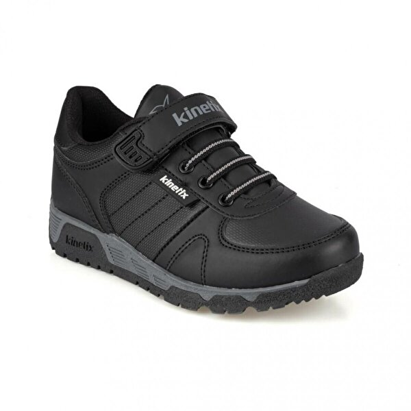 Kinetix Bronk Siyah Erkek Çocuk Günlük Spor Ayakkabı