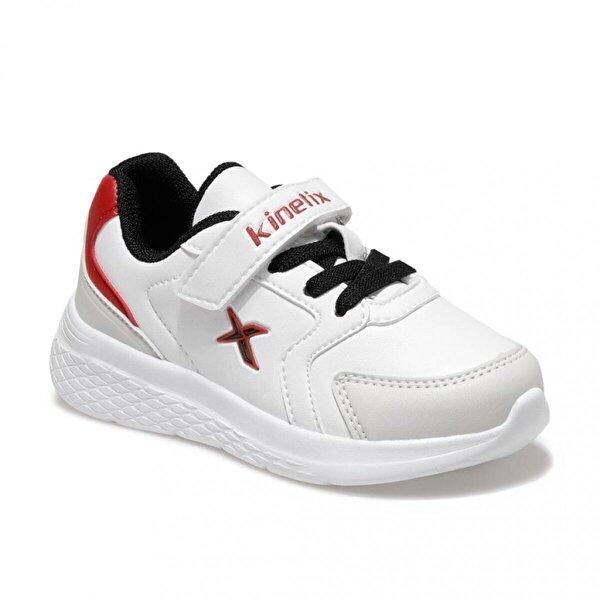 Kinetix Marned J Beyaz Günlük Erkek Çocuk Spor Ayakkabı