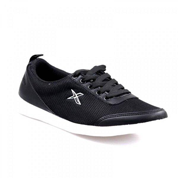 Kinetix Linda Bayan Siyah Günlük Spor Ayakkabı