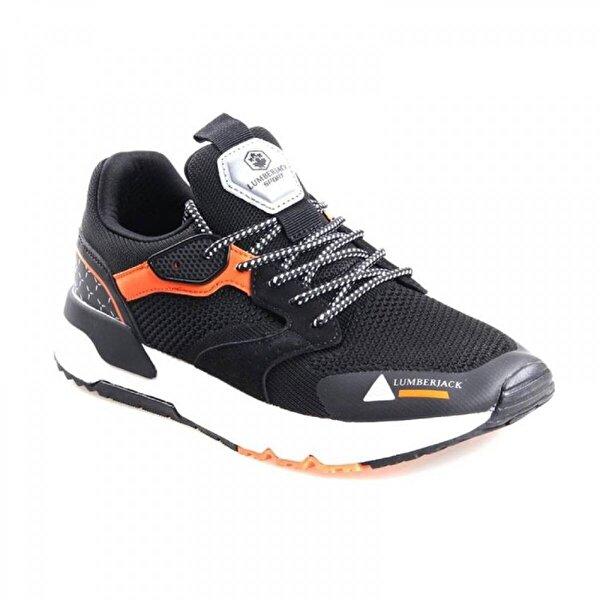 Lumberjack Move Siyah Erkek Günlük Spor Ayakkabı