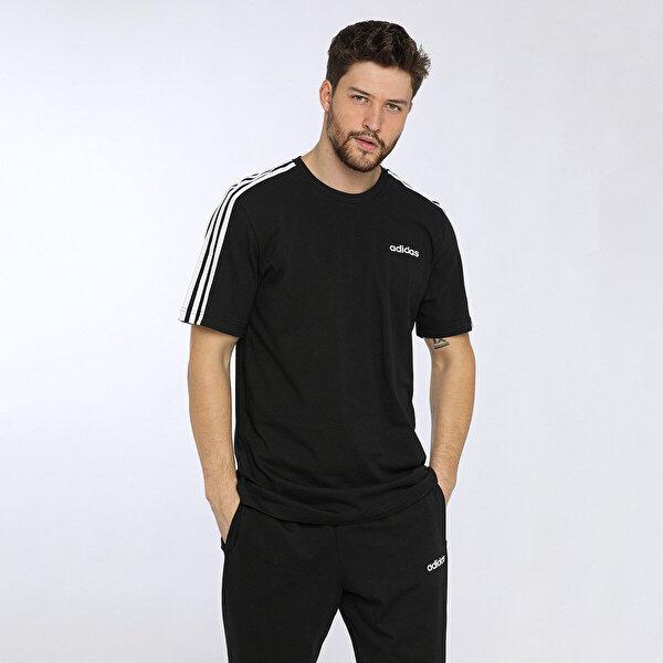 adidas E 3S TEE Siyah Erkek Kısa Kol T-Shirt