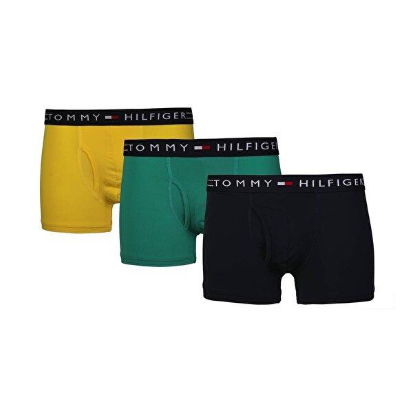 Tommy Hilfiger ERKEK BOXER 3 LÜ 09T3600-970