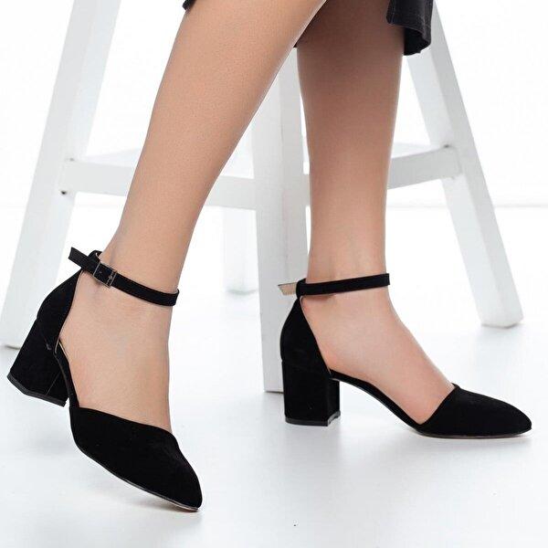 Muggo W708 Kadın Topuklu Ayakkabı