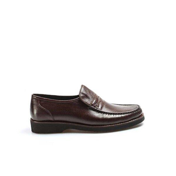 Fast Step Hakiki Deri Erkek Klasik Ayakkabı 932MA725EVA