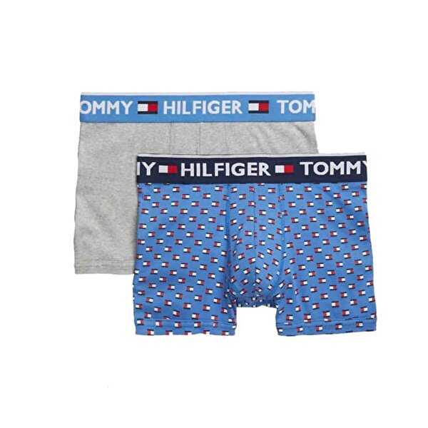 Tommy Hilfiger 2 Lİ ERKEK BOXER 09T3581-420