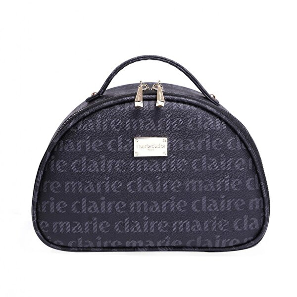 Marie Claire Siyah Kadın Makyaj Çantası July MC212111008