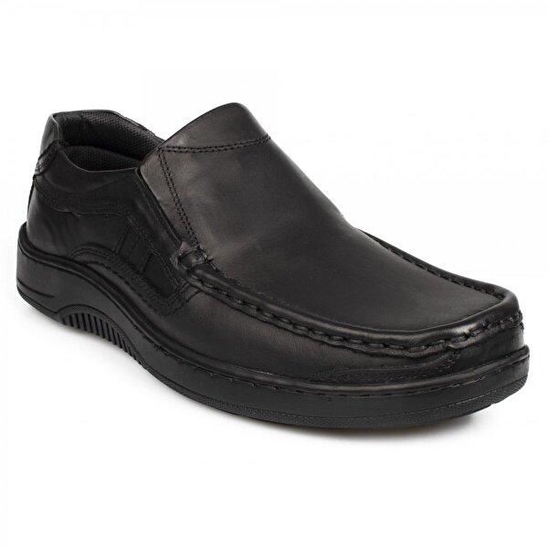 Banner 100-M Casual Günlük Siyah Erkek Ayakkabı