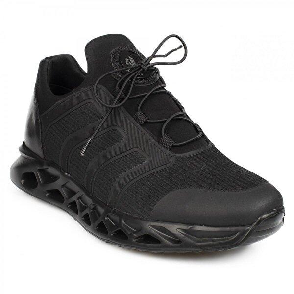 Scootland 12565 M Casual Günlük Siyah Erkek Ayakkabı
