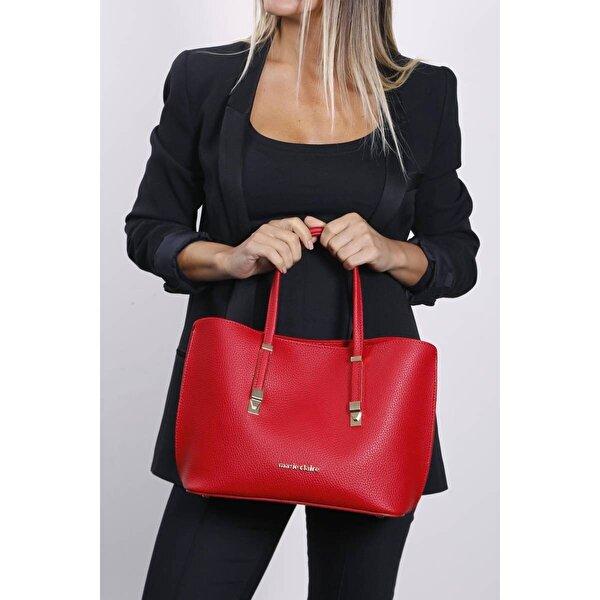 Marie Claire Kırmızı Kadın Omuz Çantası Estela MC212101162