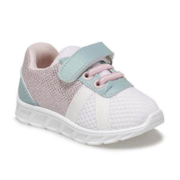 Polaris 512534.B1FX Mavi Kız Çocuk Spor Ayakkabı