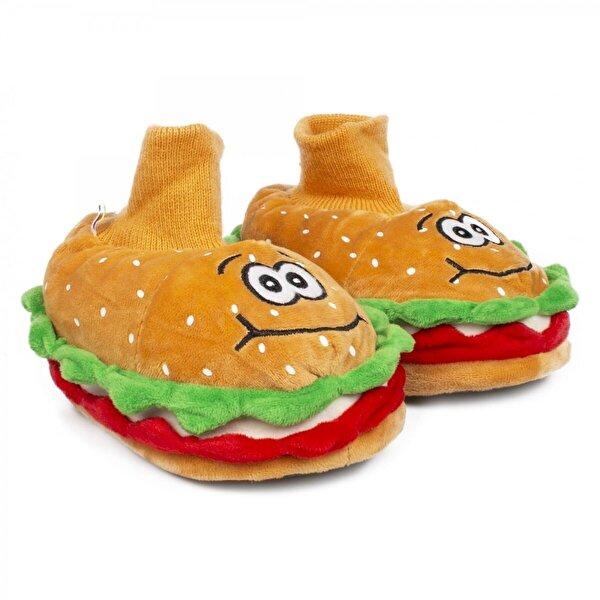 Twigy Tt0813 K Tw Burger Kahverengi Çocuk Panduf