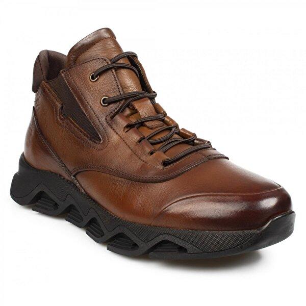 Marcomen 12330 M Deri Günlük Taba Erkek Ayakkabı